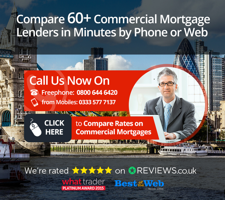 Commercial Mortgages for Businesses of all sizes