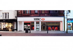 HSBC is to provide a £10 billion fund to assist some SMEs here in the bUK.
