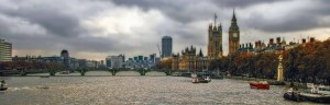 The longer it takes you to travel into Central London the cheaper your house is likely to cost.