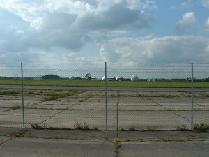 Colerne Airfield in Wiltshire is being sold with land being used for building homes on.