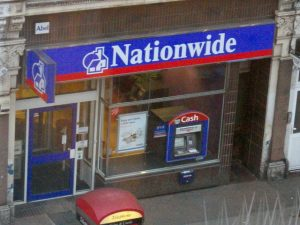 The Nationwide Building Society is going to stop lending monies towards the purchase of commercial property.